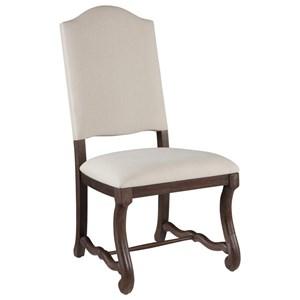 Hekman Homestead Upholstered Side Chair