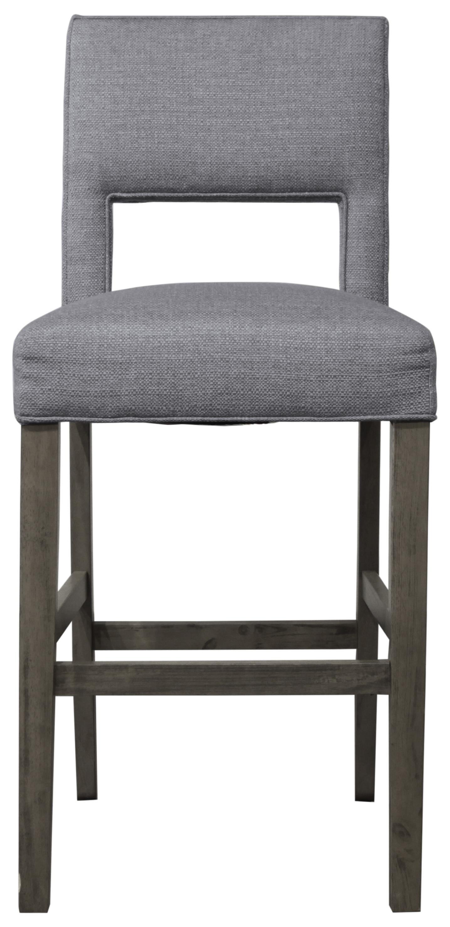 Maddox Bar Stool by Hekman at HomeWorld Furniture