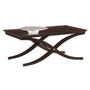 Hekman Metropolis Rectangular Coffee Table
