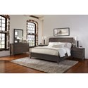 Hekman Urban Retreat Queen Bedroom Group - Item Number: 9522 Q Bedroom Group 1