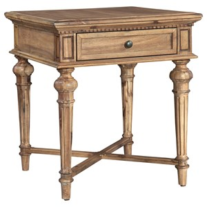 Hekman Wellington Hall End Table