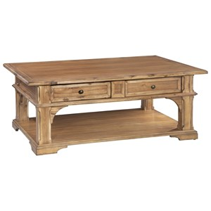 Hekman Wellington Hall Coffee Table