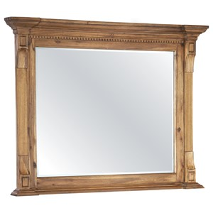 Hekman Wellington Hall Mirror