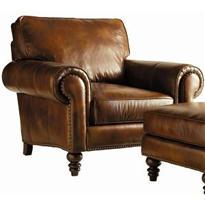 Henredon Leather Select Chair