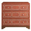 HGTV Home Furniture Collection Accents by HGTV HOME Raffia Chest - Item Number: 6D14-H630