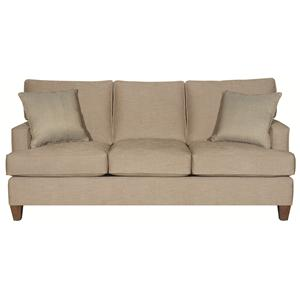 HGTV Home Furniture Collection Park Avenue Sofa Three Cushion