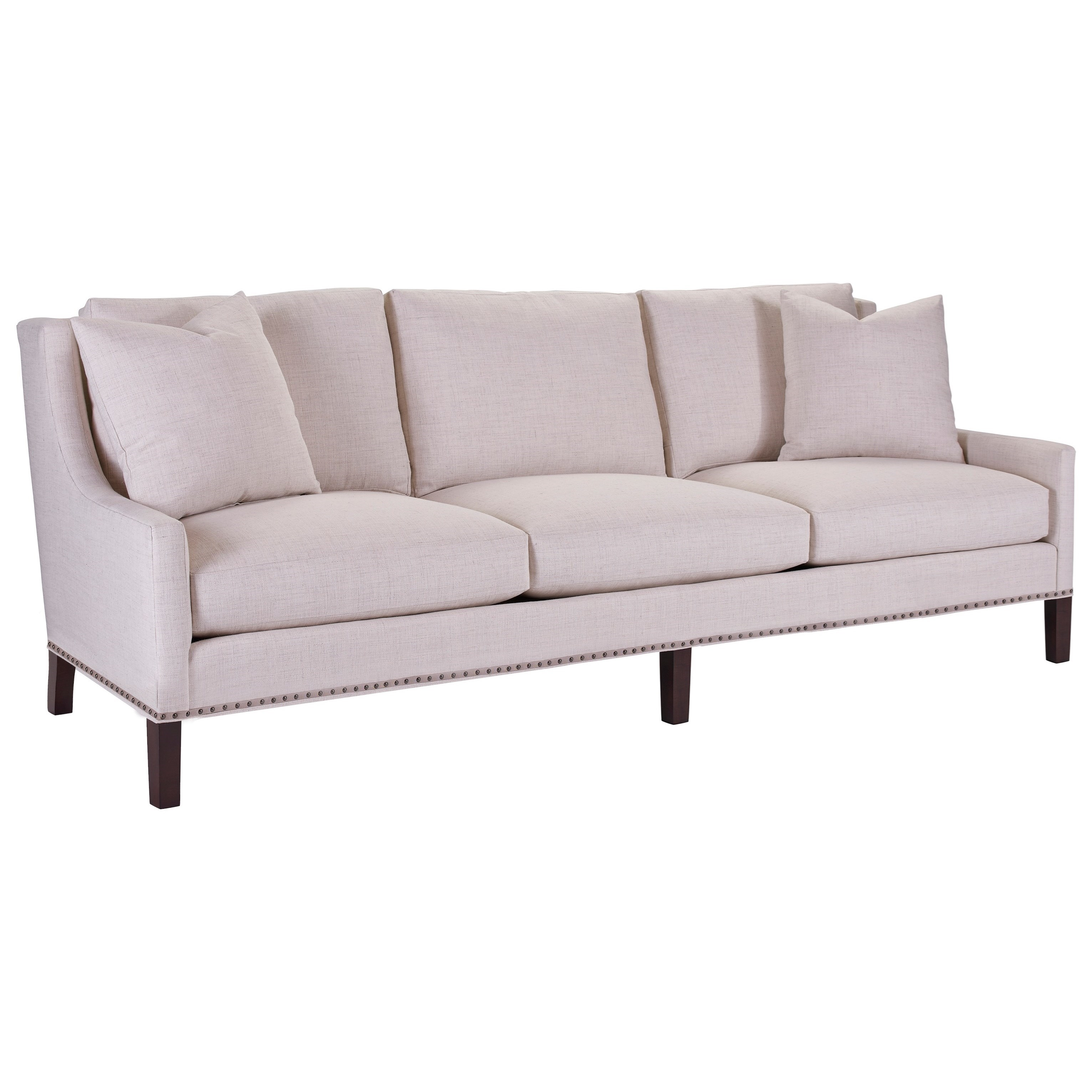 Hickory Chair Suzanne Kasler 174 Chatham Sofa With Sloped