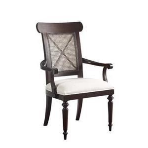 Highland House Barclay Butera Humphrey Dining Arm Chair