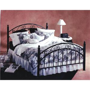 Hillsdale Metal Beds King Metal Bed