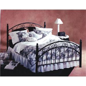 Hillsdale Metal Beds King Metal Bed
