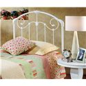 Hillsdale Metal Beds Mia Twin Headboard - Item Number: 325-34