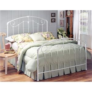 Hillsdale Metal Beds Mia King Metal Headboard