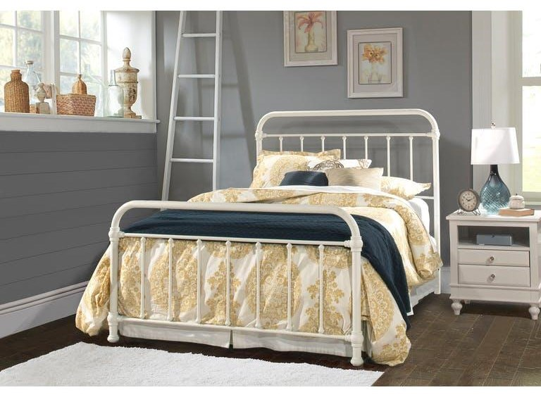 Hillsdale 1799 Kirkland Queen Metal Bed - Item Number: 1799-500