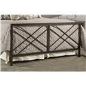 Hillsdale 2166 Queen Metal Bed