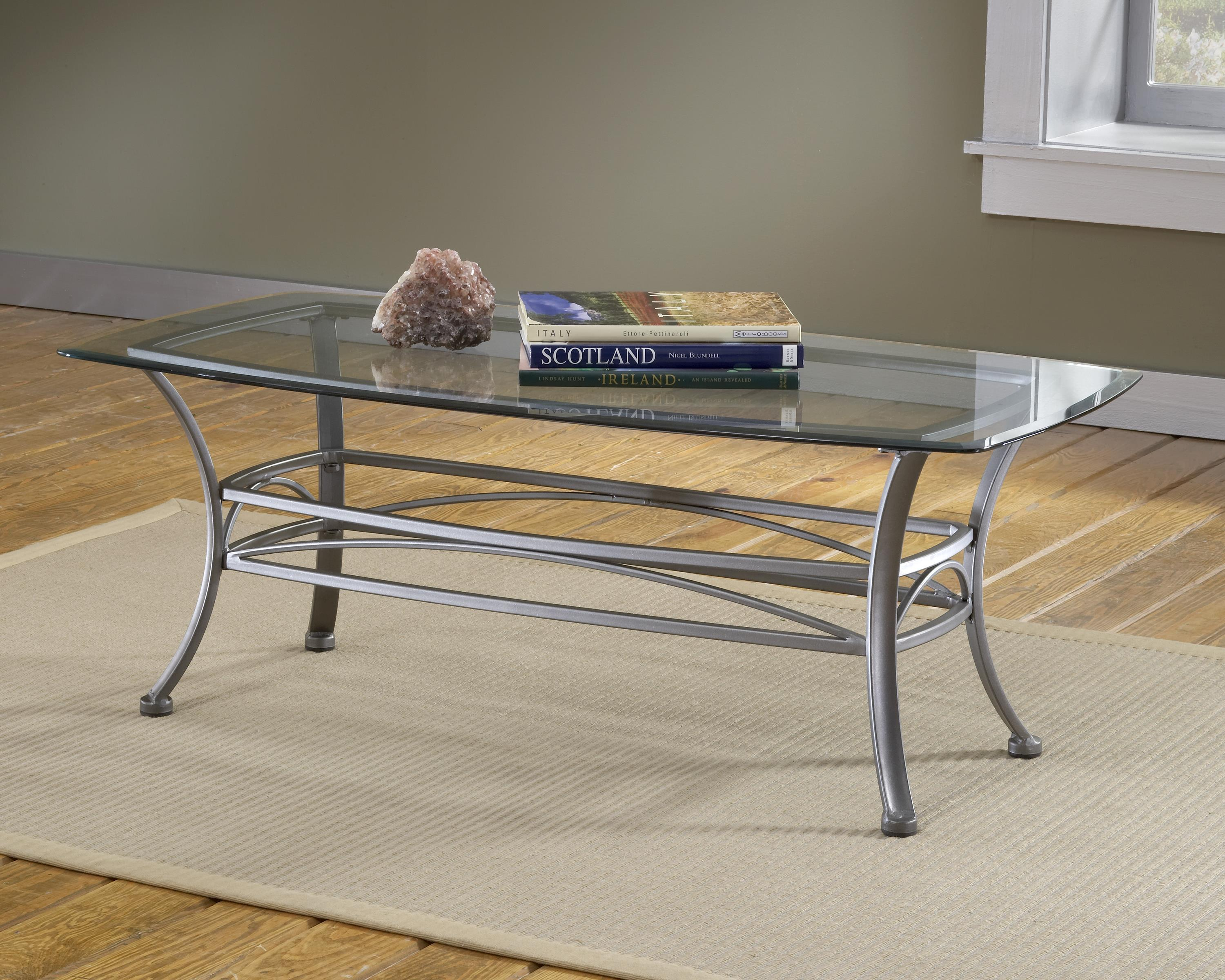 Hillsdale Abbington Rectangle Coffee Table - Item Number: 4885OTC