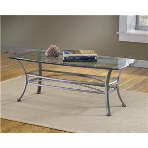 Hillsdale Abbington Rectangle Coffee Table