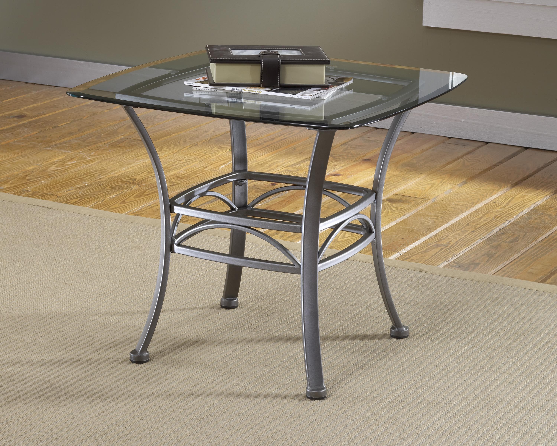Hillsdale Abbington Square End Table - Item Number: 4885OTE