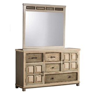 Morris Home Furnishings Accents Dresser
