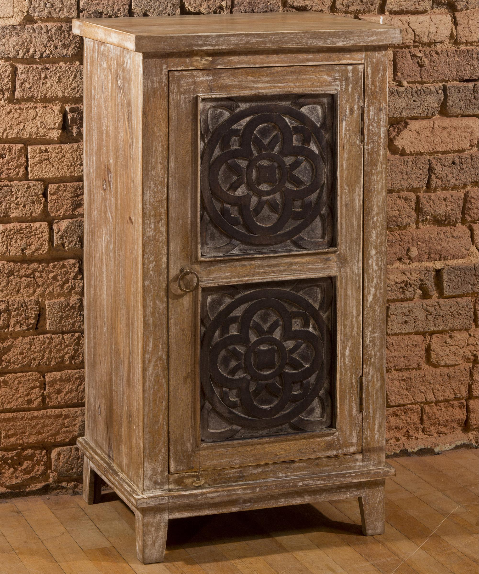 Hillsdale Accents Three Tier Cabinet - Item Number: 5727-881