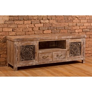Morris Home Furnishings Accents Entertainment Unit