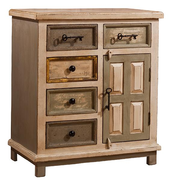 Hillsdale Accents Larose Cabinet - Item Number: 5732-883