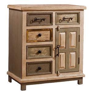 Morris Home Furnishings Accents Larose Cabinet