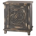 Hillsdale Accents One Door Cabinet  - Item Number: 5811-860