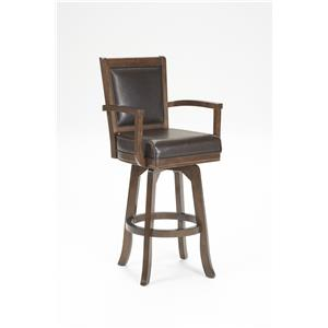 Morris Home Furnishings Ambassador Counter Stool