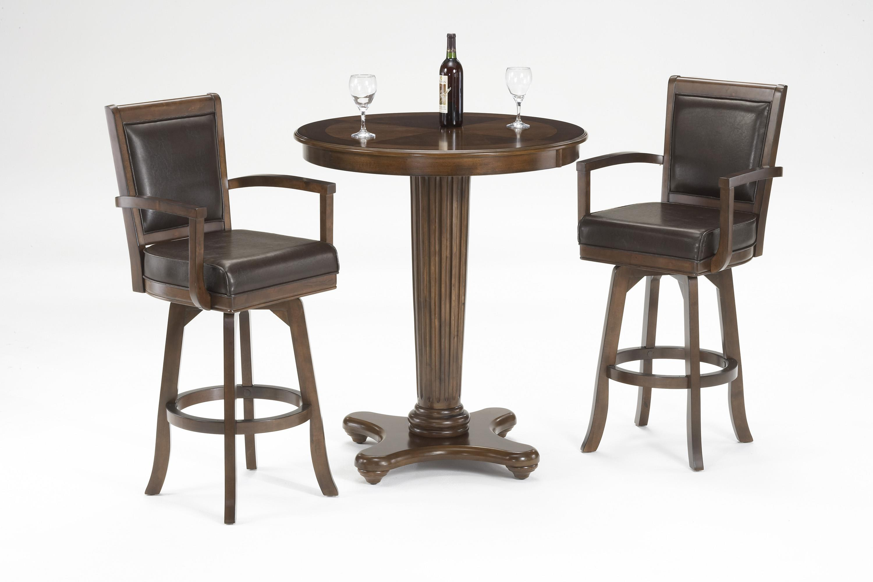 Ambassador 3-Piece Pub Set at Ruby Gordon Home
