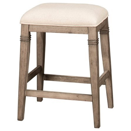 Arabella Counter Stool by Hillsdale at Simply Home by Lindy's