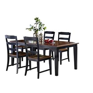 Hillsdale Avalon 5 Piece Table & Chair Set