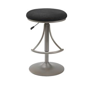 Morris Home Backless Bar Stools Venus Backless Swivel Bar Stool
