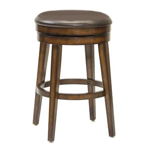 "Hillsdale Backless Bar Stools 26.5"" Counter Height Beechland Stool"