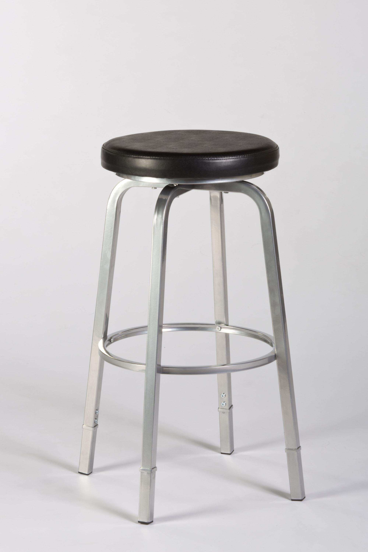 Hillsdale Backless Bar Stools Neeman Backless Counter/ Bar Stool - Item Number: 5163-830