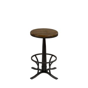 Morris Home Furnishings Backless Bar Stools Rivage Backless Swivel Counter Stool