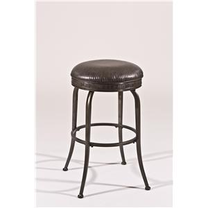 Morris Home Furnishings Backless Bar Stools Backless Swivel Bar Stool