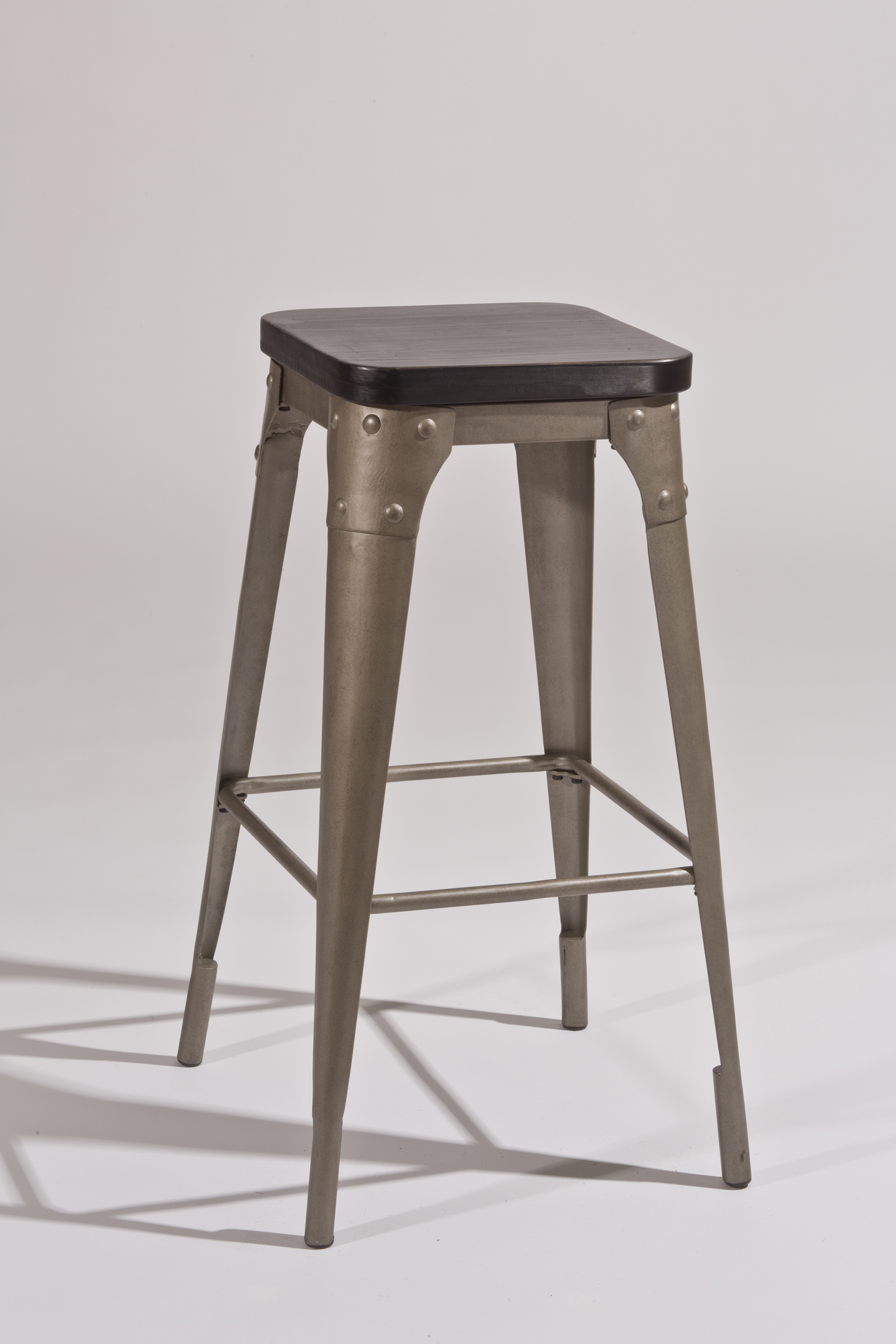 Hillsdale Backless Bar Stools 5733 828 Metal Backless