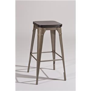 Morris Home Backless Bar Stools Backless Bar Stool