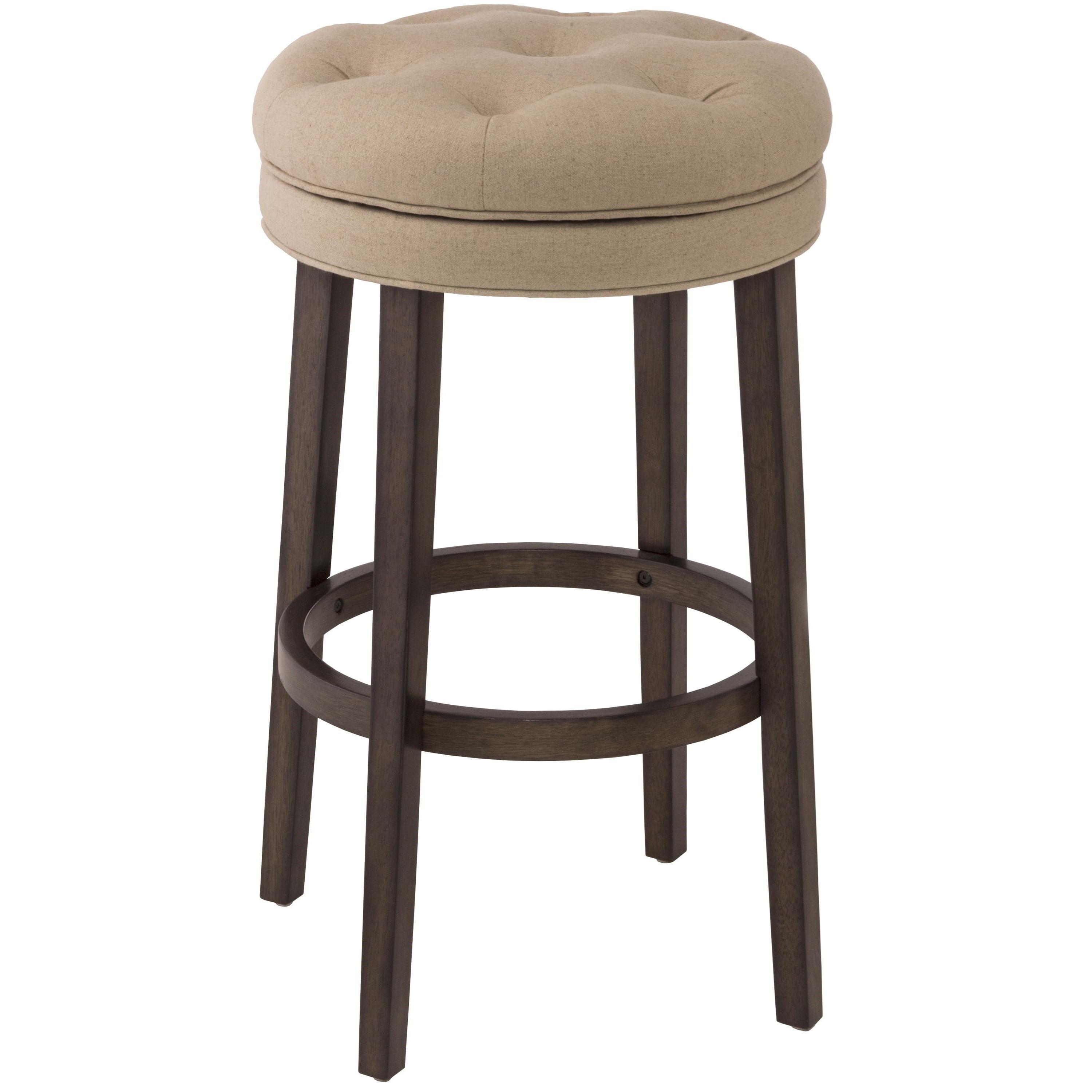 Hillsdale Backless Bar Stools 5914 825 Backless Swivel