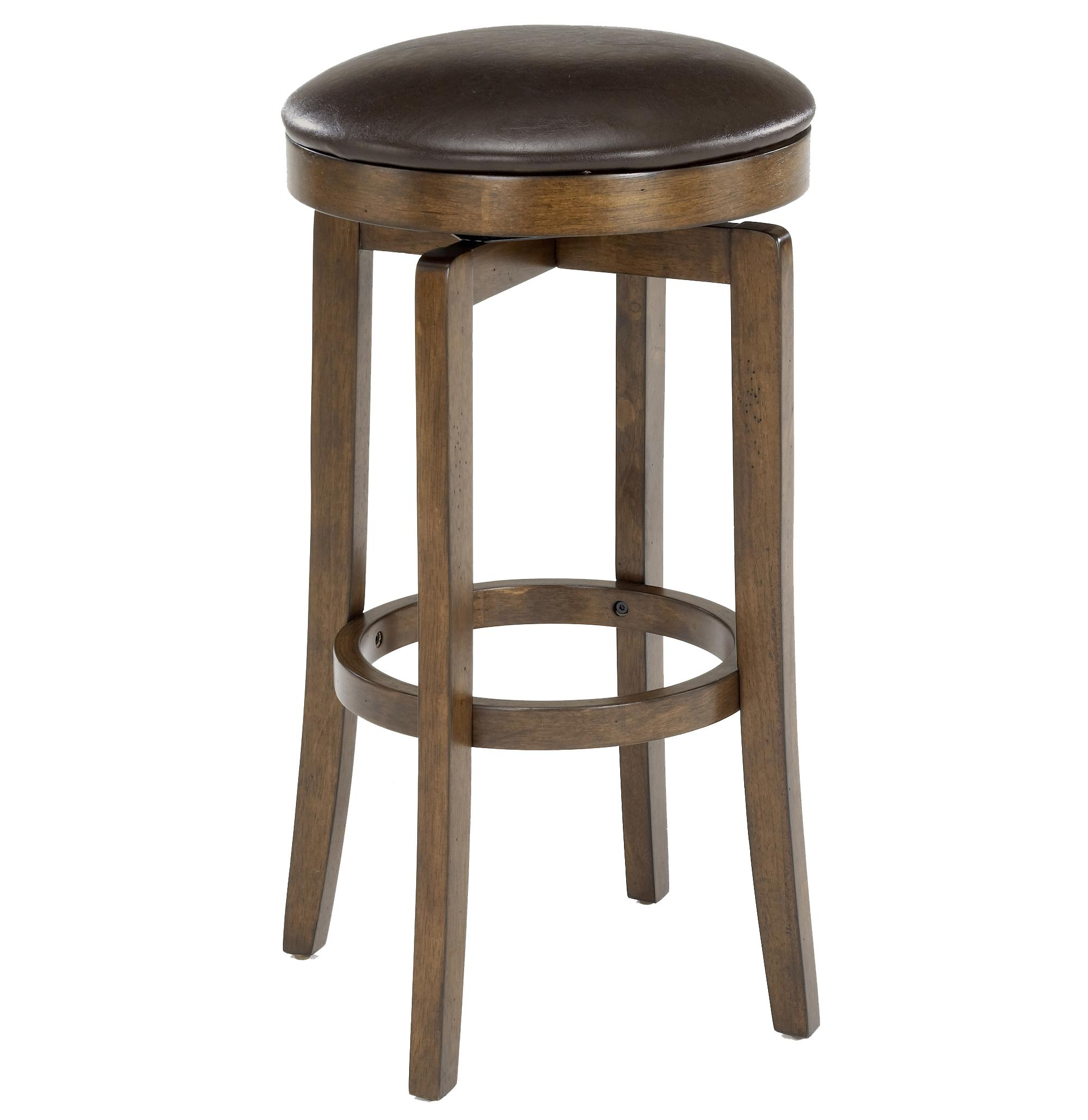 "Hillsdale Backless Bar Stools 31"" Brendan Backless Bar Stool - Item Number: 63452-830"
