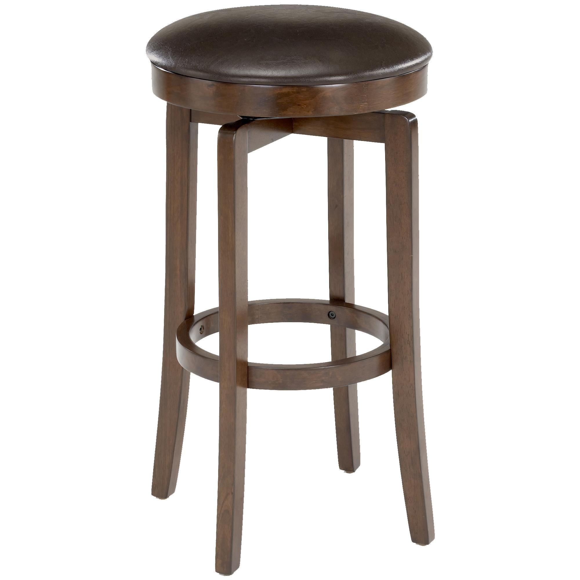 "Hillsdale Backless Bar Stools 25"" O'Shea Backless Counter Stool - Item Number: 63454-826"