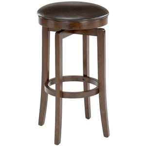 "Morris Home Furnishings Backless Bar Stools 31"" O'Shea Backless Bar Stool"