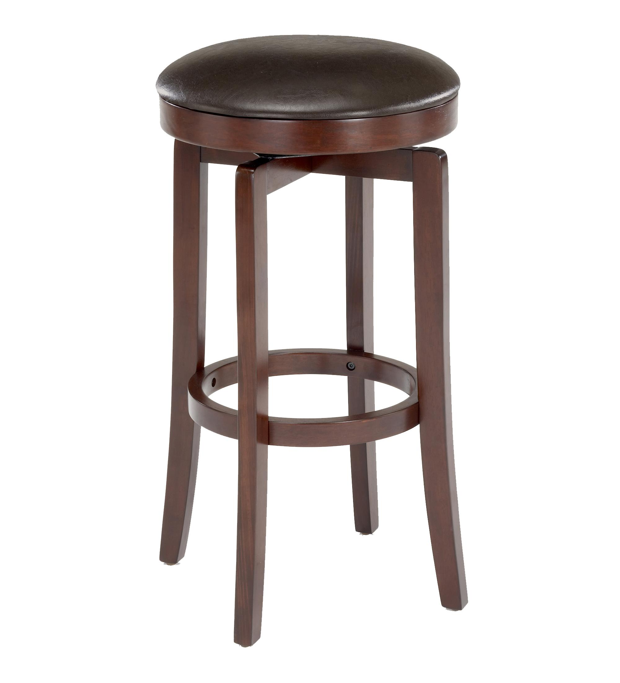 "Hillsdale Backless Bar Stools 31"" Malone Backless Bar Stool - Item Number: 63455-830"