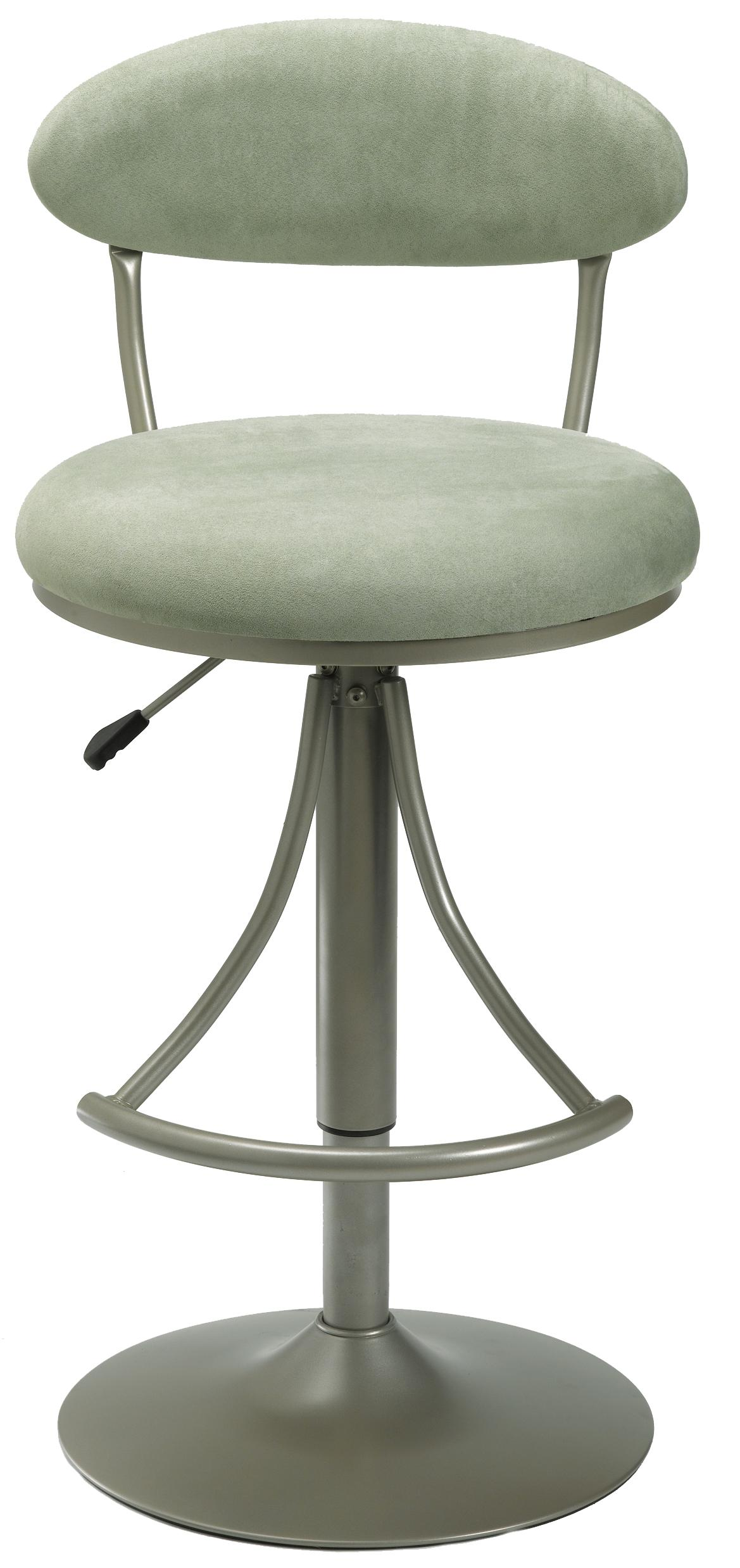 Hillsdale Metal Stools Adjustable Height Venus Swivel Stool - Item Number: 4210-826