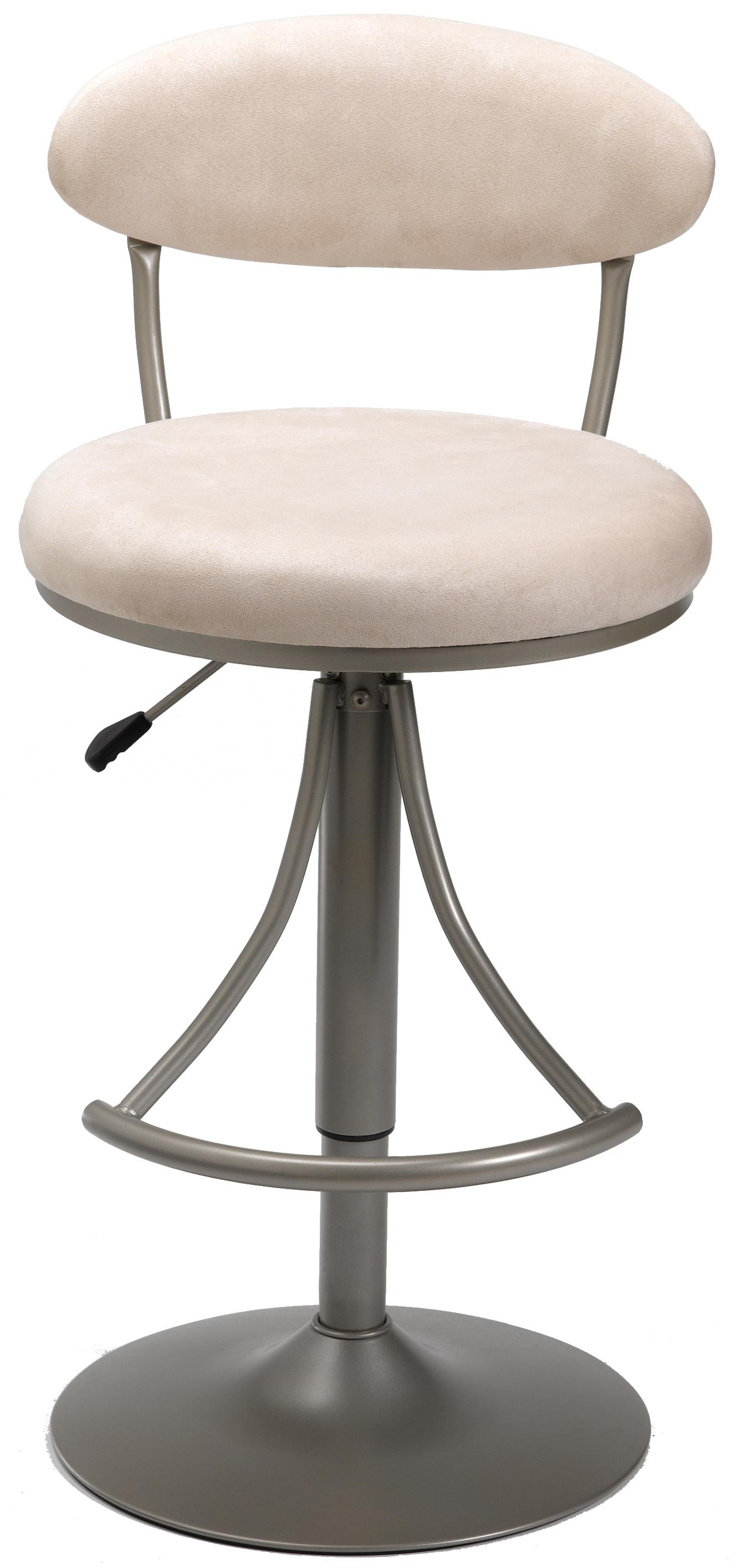 Hillsdale Metal Stools Adjustable Height Venus Swivel Stool - Item Number: 4210-827