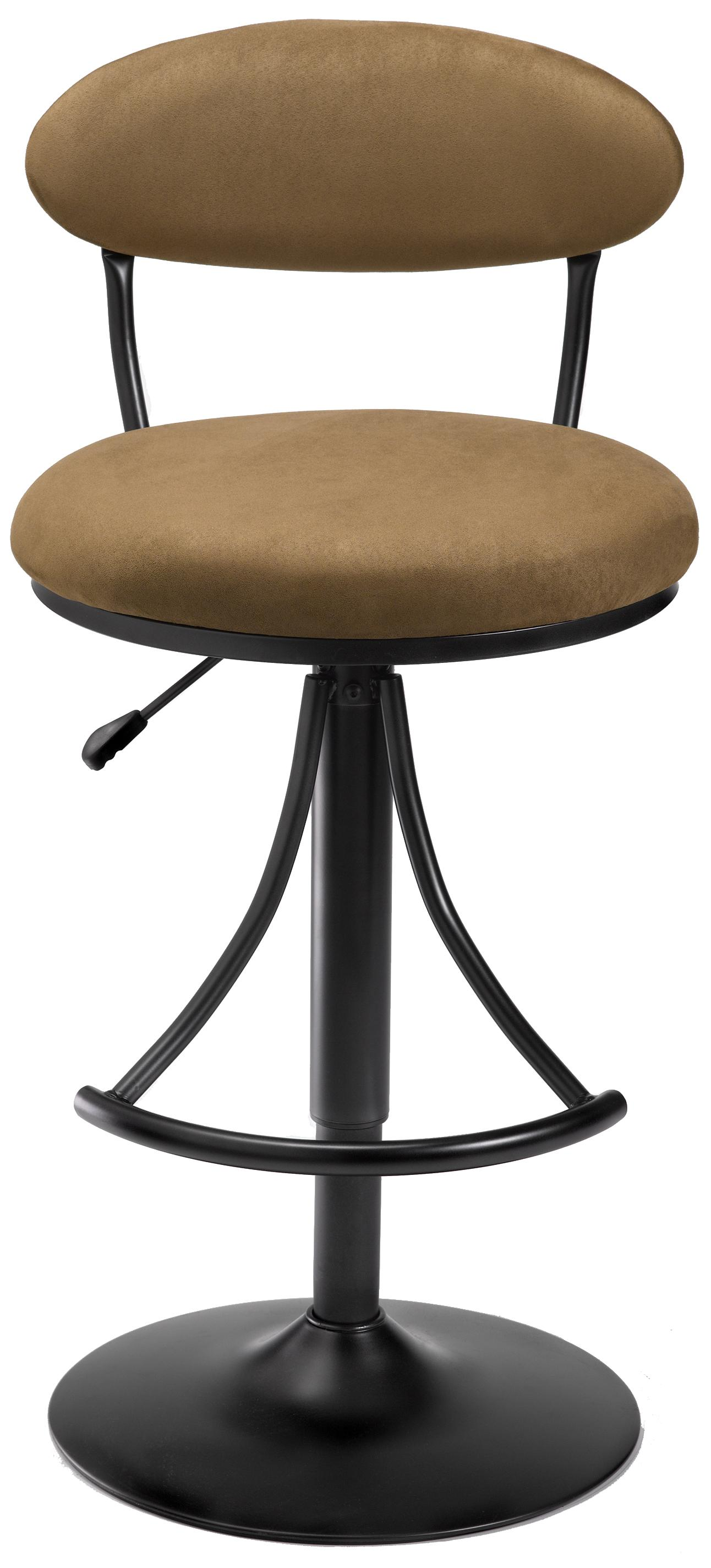 Hillsdale Metal Stools Adjustable Height Venus Swivel Stool - Item Number: 4210-831