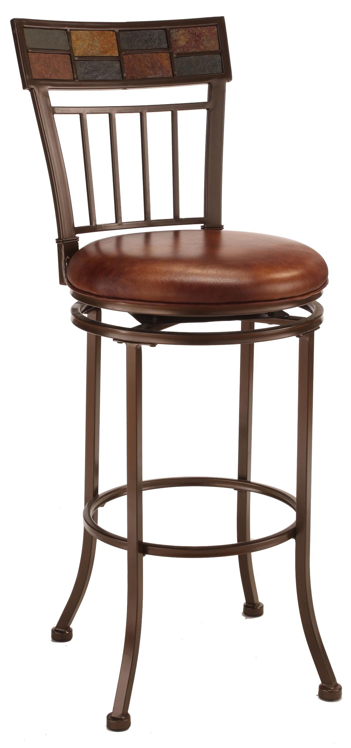 "Hillsdale Metal Stools 30"" Bar Height Montero Stool - Item Number: 4266-830"
