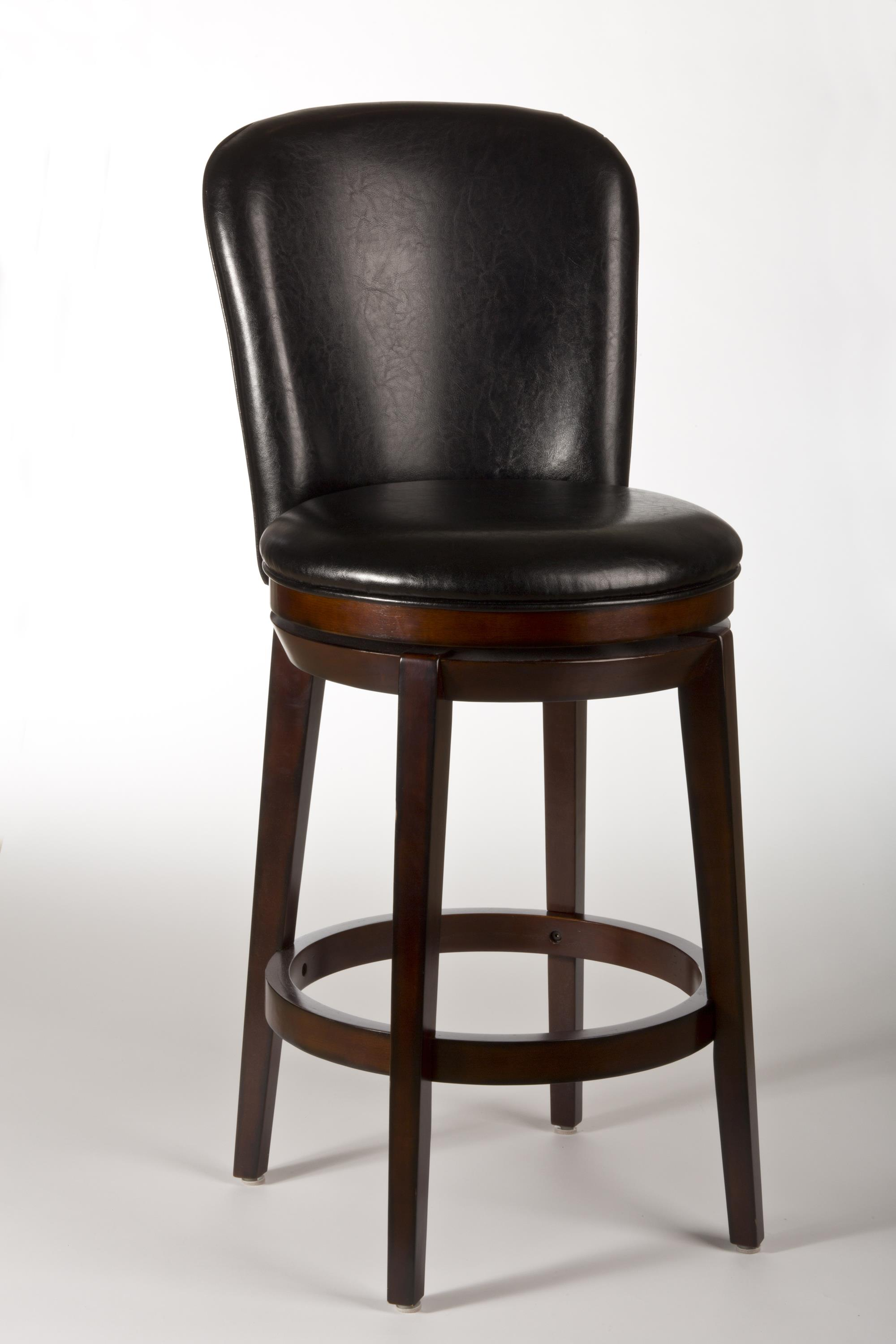 Hillsdale Metal Stools Victoria Swivel Counter Stool With