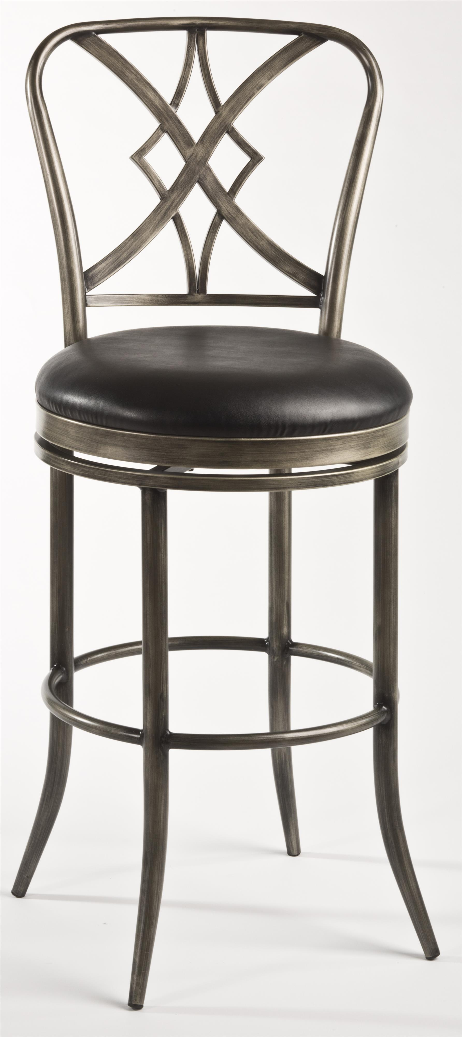 Hillsdale Metal Stools Jacqueline Bar Stool - Item Number: 5124-830