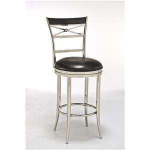 Hillsdale Metal Stools Kilgore Counter Stool
